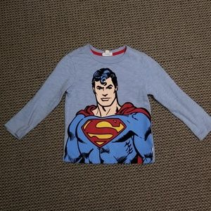 Baby Gap DC Superman Long Sleeve T Shirt 4